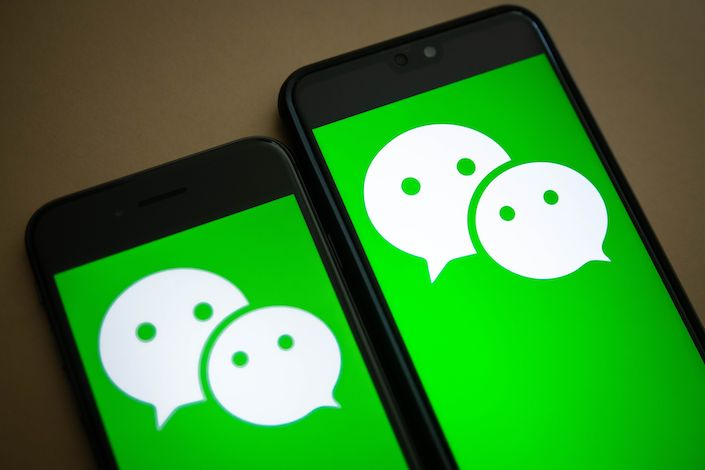WeChat Free Messaging Platform Made in China