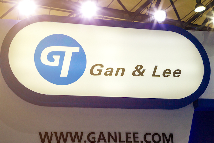 A logo of Beijing-based Gan & Lee (G&L) Pharmaceuticals Co. Ltd.