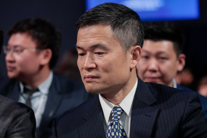 China Securities Regulatory Commission Vice Chairman Fang Xinghai. Photo: Bloomberg