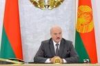 """反对派未退 卢卡申科宣称俄白拥有""""共同的祖国"""""""