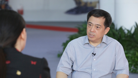 三一重工向文波:中国工程机械行业肯定要领导全球