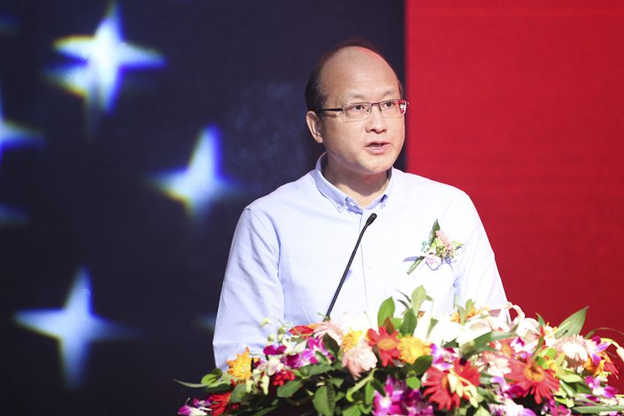 Zhang Xiong will be the next CEO of the CBA.