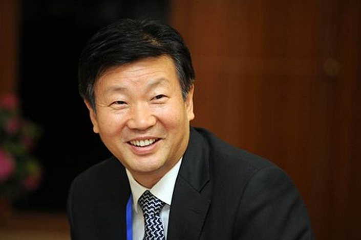 People's Insurance Co. (Group) of China Ltd.'s new chairman, Luo Xi.