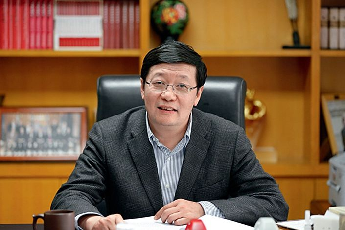 Lou Jiwei, director of the CPPCC's foreign affairs committee.