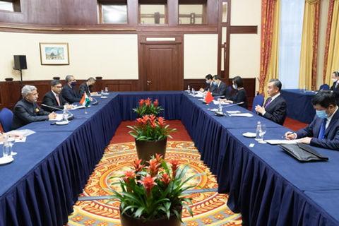王毅会见印度外长:越是困难的时候,越要把大局稳固好