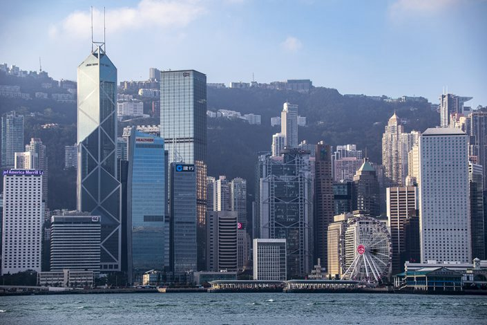 Over the past year, Hong Kong's social unrest has impacted business sentiment.