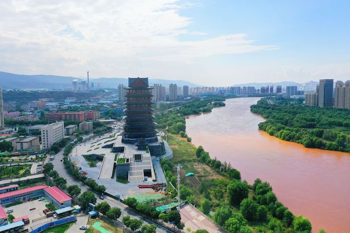 Lanzhou is the capital of Gansu province in Northwest China, with a population of 2.89 million.