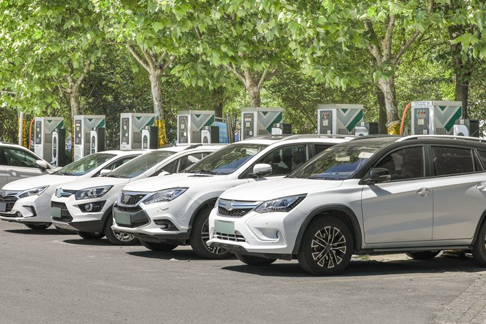 China aim to have new-energy vehicles (NEVs) account for 25% of all vehicle sales by 2025