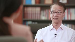 贝多广:未来农村人养老将成为大问题