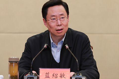 人事观察|四年四度履新 苏州书记蓝绍敏转岗贵州省委副书记