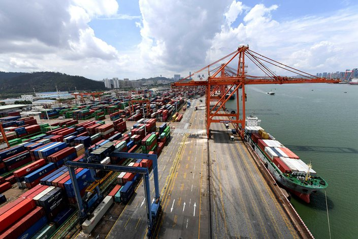 Financial reforms in free trade zones have been closely watched by investors.