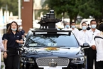 争夺自动驾驶示范区高地 北京年底建成一期项目