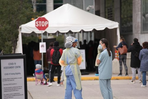 最新海外疫情:新冠感染近3479万 累计死亡近103万