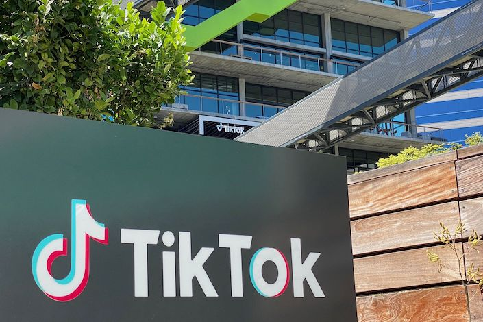 "Pakistan blocked TikTok for failing to filter out ""immoral and indecent"" content."