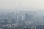 京津冀地区出现雾霾天气 北京今日中重度污染
