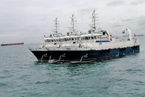 6艘中国渔船在马来西亚被扣 或属中国水产公司-第1张图片