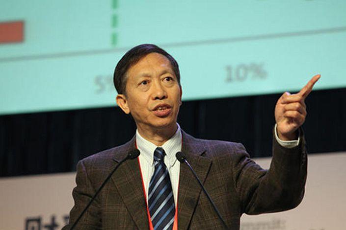 Xu Chenggang, professor of economics at the Cheung Kong Graduate School of Business.