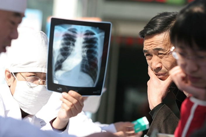 A total of 22 cases of tuberculosis have been discovered among students at Jiangsu Normal University, the university said in a statement late on Wednesday.