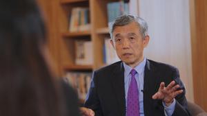 薛澜:传染病分析不涉及行政等级问题