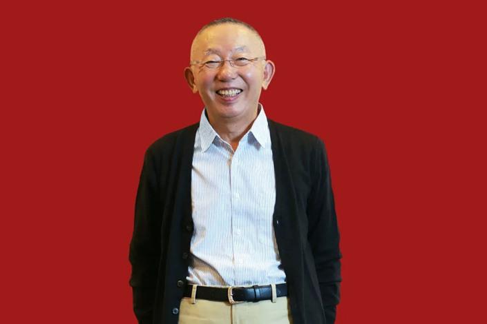 Uniqlo chief Tadashi Yanai.