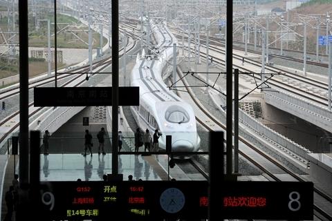 京沪高铁拟于今年底实施浮动票价
