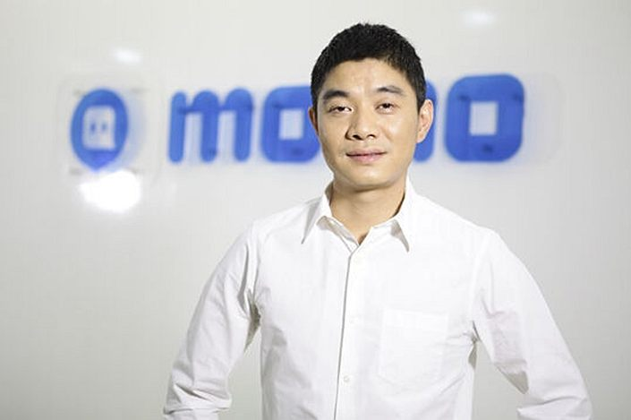 Momo founder Tang Yan.