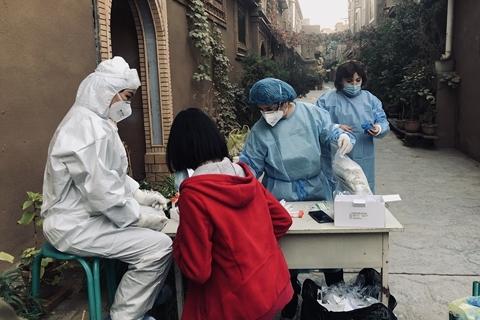 最新疫情:全国新冠累计确诊85810例 新增境外输入20例