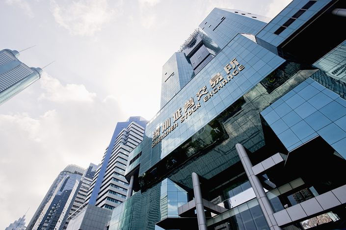 The merger would leave the Shenzhen bourse with the same structure as the Shanghai Stock Exchange.
