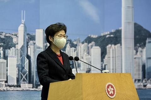 香港连续两日无本地新增病例 内地港人11月回港免隔离