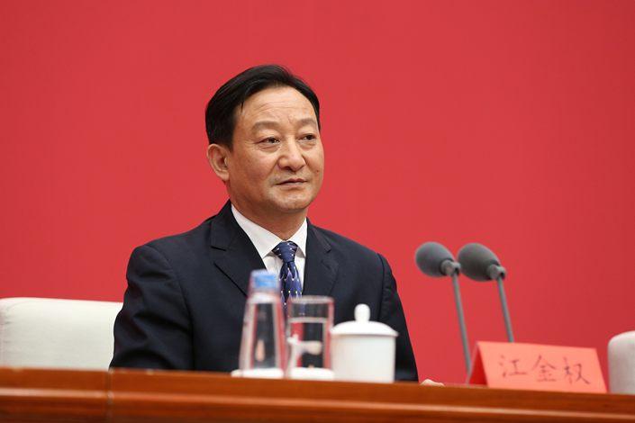 Jiang Jinquan