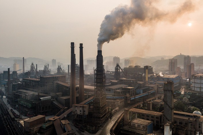 More than 200 iron and steel companies in China have to upgrade their plants to meet ultra-low emission targets as the sector has become the top industrial source of air pollution.