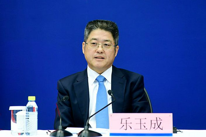 Chinese Vice Foreign Minister Le Yucheng. Photo: Ministry of Foreign Affairs of the People's Republic of China