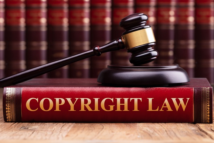 China's legislature last week approved an amended copyright law that will raise the highest compensation payment for infringement to 5 million yuan. Photo: IC Photo
