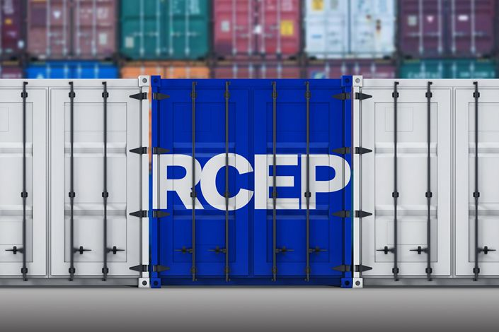 The RCEP is a practical agreement that has enough flexibility for its members to commit to different levels of makert liberalization.
