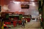 德国钢铁巨头亏损严重 未来三年将裁员7400人