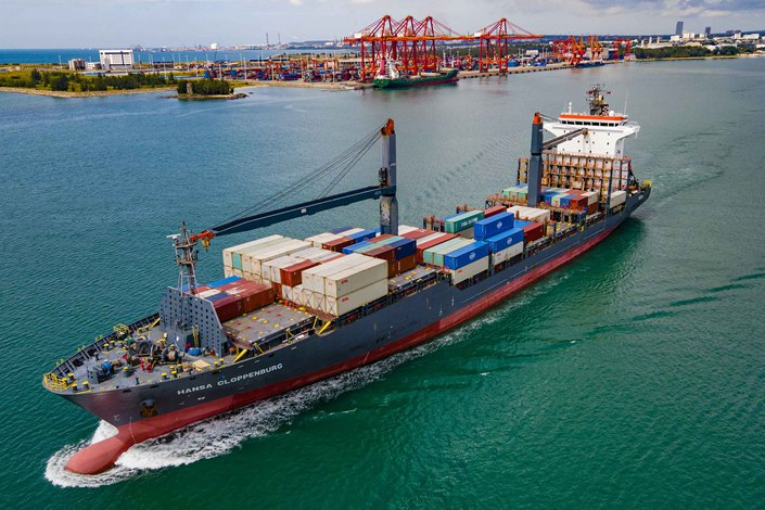 As of the end of October, China had purchased about $75.5 billion of targeted goods — 43.9% of the total phase one trade deal target for 2020.