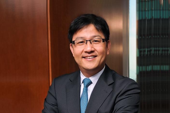 Zhang Weiwu. Photo: ICBC