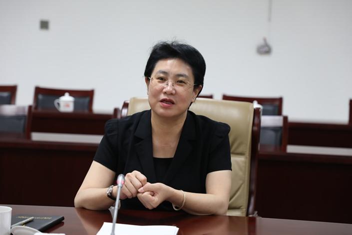 Ren Hua. Photo: Education Department of Henan province