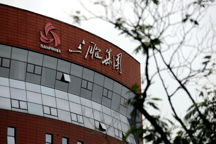 Sanpower has handed over the plan's final version to creditors for a final vote scheduled for Jan. 31, multiple sources close to the matter told Caixin.
