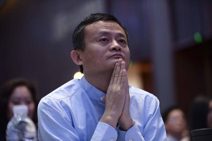 Jack Ma, founder of Alibaba Group