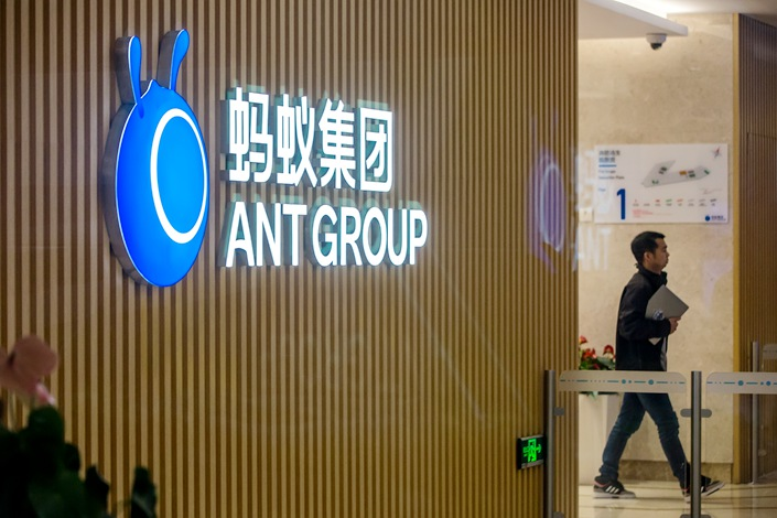 Ant Group ordered to review its services