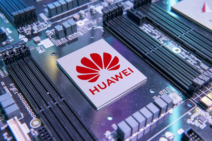 While internet companies were coming under fire in 2020, Huawei also faced bans from a growing number of countries worried that its core networking equipment could be used for spying.