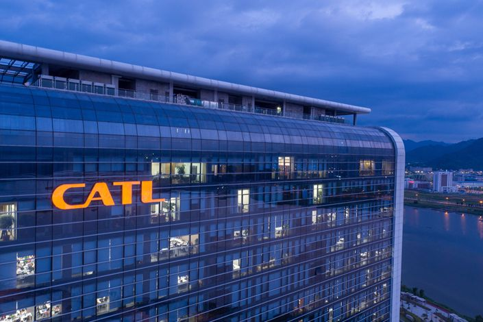 CATL will spend up to 22 billion yuan to increase the capacity of two of its battery manufacturing hubs in Jiangsu and Sichuan provinces, plus 17 billion yuan on a new lithium-ion battery project at its headquarters in the city of Ningde, Fujian.
