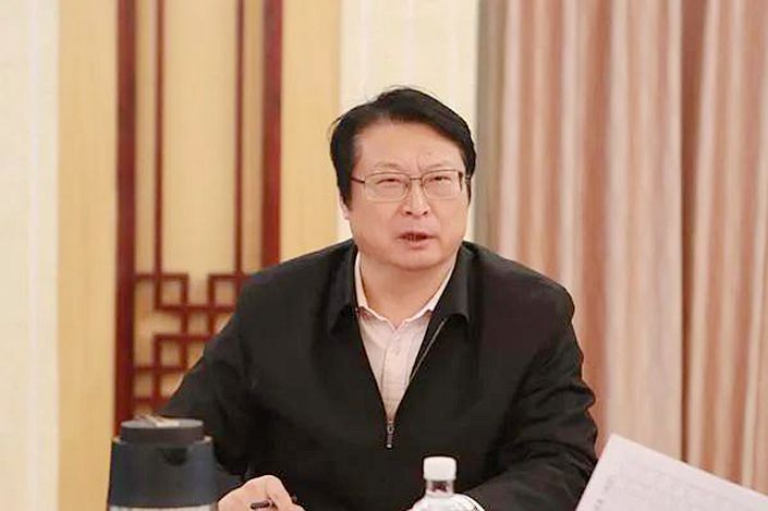 Hu Wenming, 63, former Communist Party chief and chairman of China Shipbuilding Industry Corp. Photo: Central Commission for Discipline Inspection