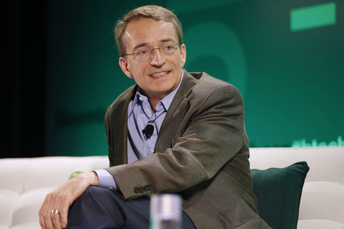 VMware CEO Pat Gelsinger will be Intel's new CEO. Photo: Bloomberg