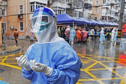 1月23日上海新增本地新冠确诊3例 均常住黄浦区