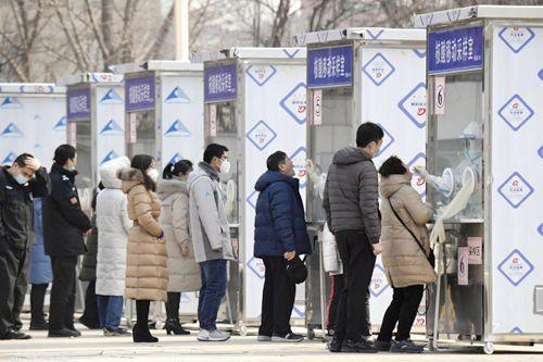 北京西城区一人初筛新冠阳性 不排除复阳可能