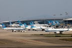 疫情下全球机场座次洗牌 广州机场旅客吞吐量排位大幅跃进