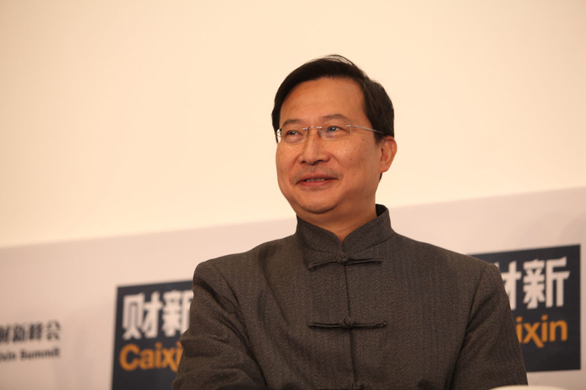 Rao Yi, president of Beijing's Capital Medical University