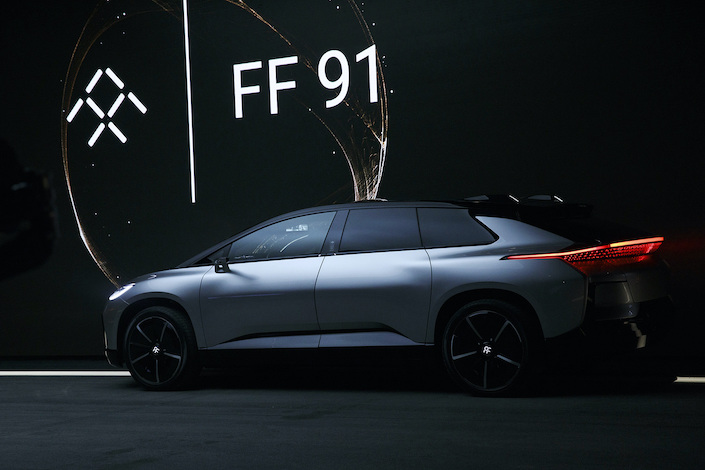 Faraday Future is in negotiations with Geely as a contract manufacturer to start mass producing its first model, the FF91, as quickly as possible.
